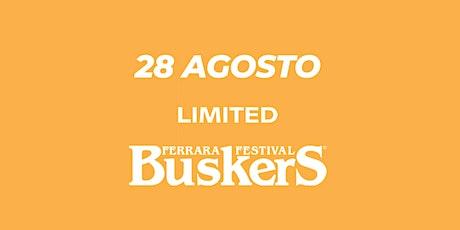 Ferrara Buskers Festival - 28 agosto biglietti