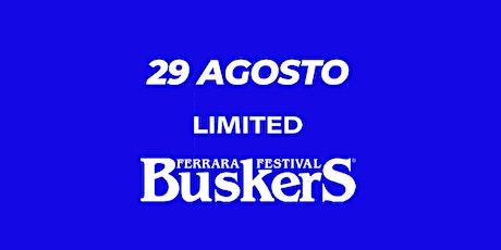 Ferrara Buskers Festival - 29 agosto biglietti