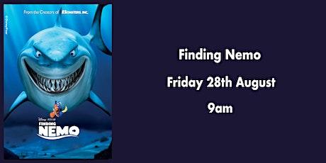 Finding Nemo tickets