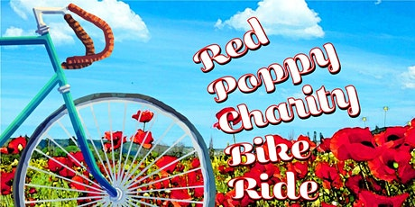 2020 Red Poppy Bike Ride - Cancelled for October 24, 2020 tickets