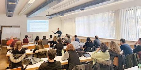 Presentazione del Corso EPS in Web Project Manager biglietti