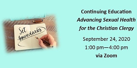 Advancing Sexual Health - Continuing Education - Sept.  24, 2020 tickets