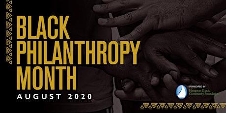 Black Philanthropy Month Celebration 2020 tickets