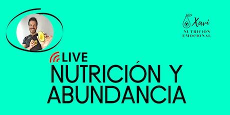 Charla Gratuita: Nutrición y Abundancia boletos