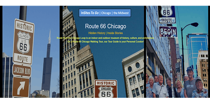 Windy City Road Warrior - Route 66 on the 6th - February 2021 image