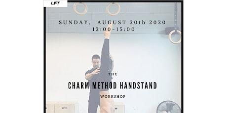 The CHARM Method Workshop pt 2 tickets