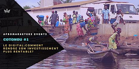 La Nuit des AfroMarketers Cotonou#1 tickets