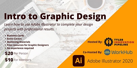 Intro to Graphic Design tickets