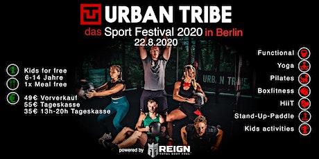 Erstes Berliner Sport Festival tickets