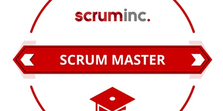 The SCRUM INC Scrum Master certification course, taught by DANIEL MEZICK tickets