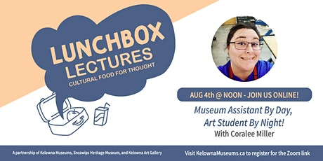Virtual Lunchbox Lectures: Cultural Food for Thought tickets