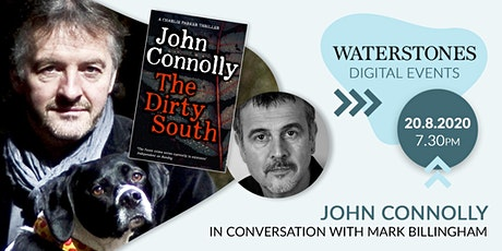 John Connolly and Mark Billingham - In Conversation tickets