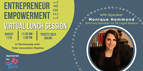 Entrepreneurial Empowerment Series: Legal tickets
