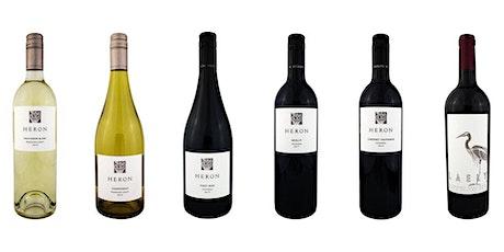 Wine Lovers of Westlake- Heron Wines! tickets