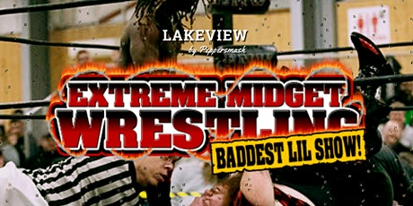 Extreme Midget Wrestling LIVE in The Colony, TX tickets