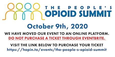 The People's Opioid Summit tickets