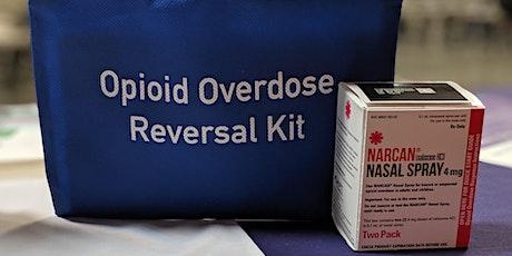 International Overdose Awareness Day Narcan Training tickets