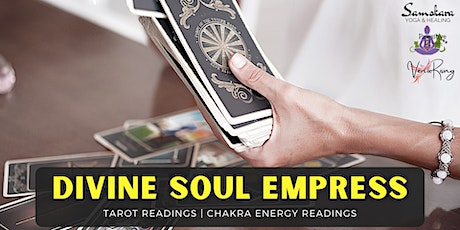 Readings & Reiki with Divine Soul Empress at Samskara Yoga tickets