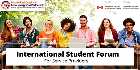 International Student Forum for Service Providers tickets