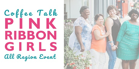 August 19th Coffee Talk- Gynecological Cancers Group tickets