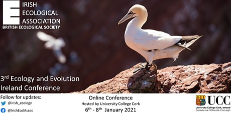 The 3rd Ecology and Evolution Conference Ireland 2021 tickets