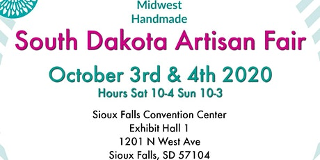 SD Artisan Fair by Midwest Handmade tickets