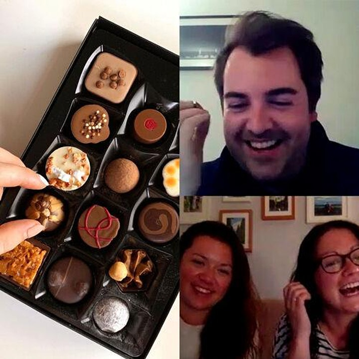 VALENTINE'S VIRTUAL TASTING WITH HOTEL CHOCOLAT image
