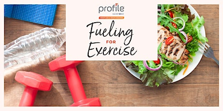 Fueling for Exercise tickets