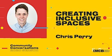 Creating Inclusive Spaces Webinar tickets