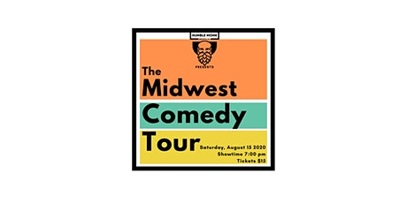 Midwest Comedy Tour at Humble Monk Brewing tickets