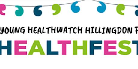 Healthfest2020 - Self Esteem Workshop tickets