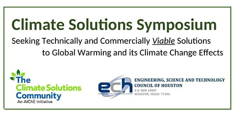 Climate Solutions Symposium (virtual) tickets