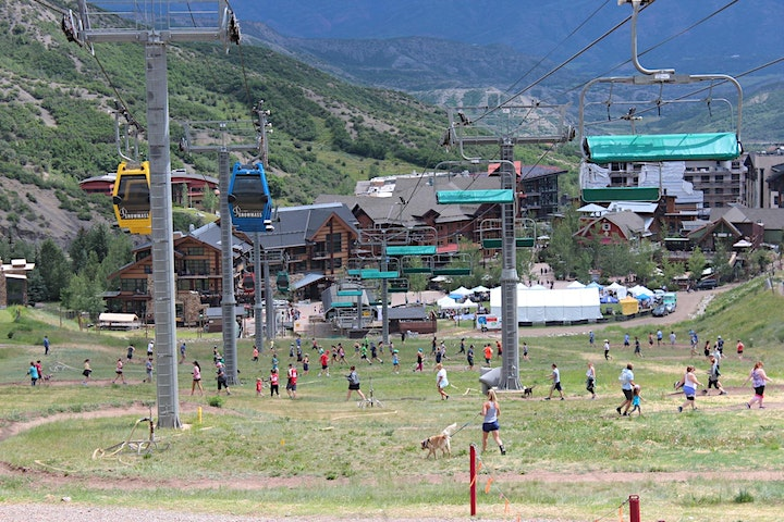 5k on the Mountain - Snowmass | NBB Ranger Station image