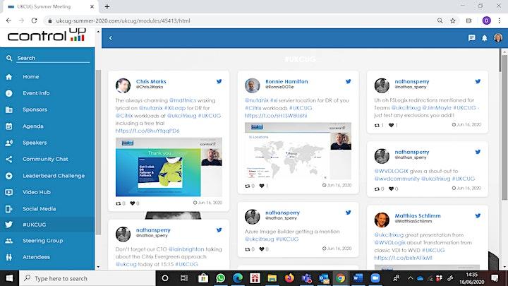 UK Citrix User Group 2021, Virtual Spring Meeting image
