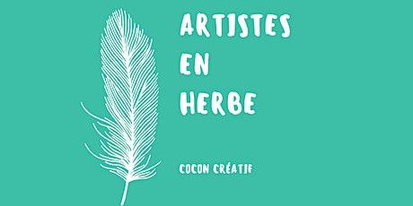 Artistes en herbe : Camp de jour artistique. billets