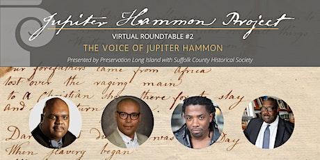 Jupiter Hammon Project: Roundtable #2 tickets