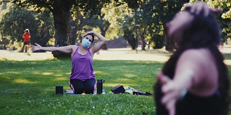 Saturday Yoga in the Park - Island Park tickets