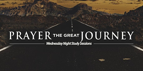 Prayer The Great Journey | 6 Week Course tickets
