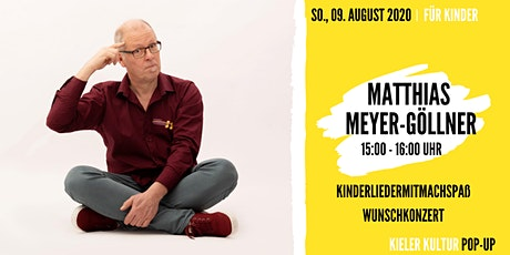 Matthias Meyer Göllner // Kinderprogramm Tickets