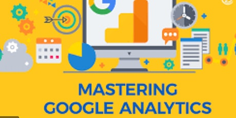 Using Google Analytics Free Masterclass tickets
