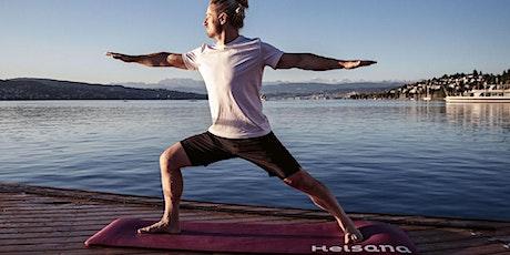 Yoga am Zürichsee | Helsana-Coach Tickets