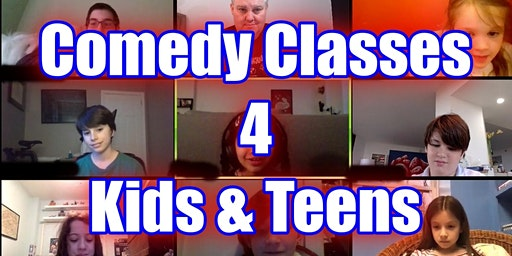 Online Comedy for Kids Ages 7-10