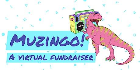 Muzingo! Virtual Fundraiser tickets