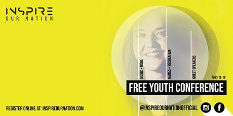 Inspire Our Nation - Live + Online Conference tickets