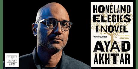 P&P Live! Ayad Akhtar | HOMELAND ELEGIES with Evan Osnos tickets