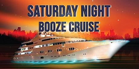 SATURDAY NIGHT LIVE BOOZE CRUISE @ CABANA YACHT tickets