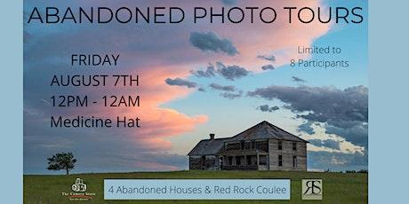 Abandoned Photo Tours:  Porches & Passageways tickets