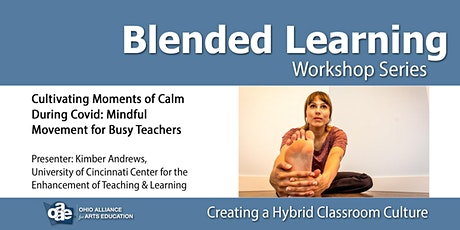 Blended Teaching & Learning Workshops | Kimber Andrews tickets