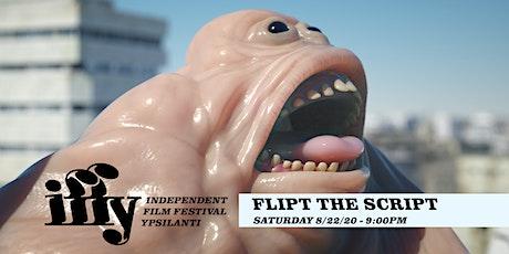 IFFY presents: Flip The Script - Livestream tickets