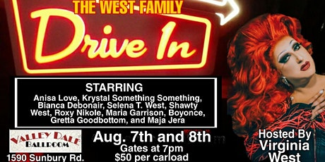 The West Family Drag-In tickets